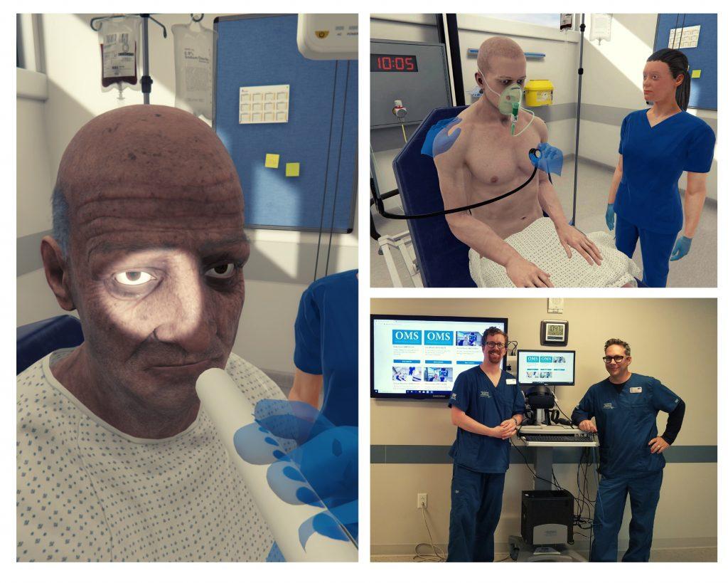OMS VR Simulation