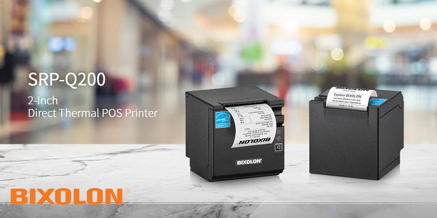 BIXOLON SRP-Q200 Desktop POS Printer